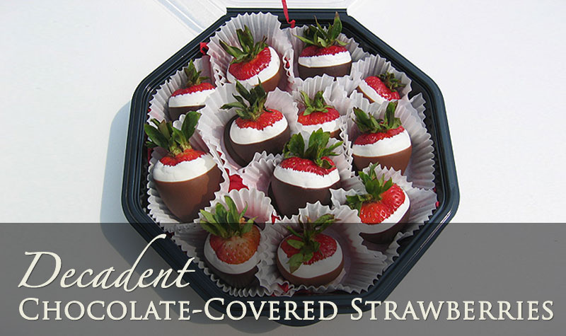 National Chocolate-Covered Strawberries